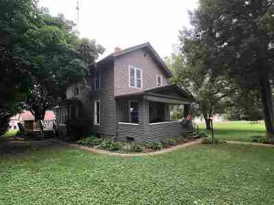 Stillman Valley Single Family Home For Sale: 114 S Maple Street