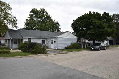 Loves Park Single Family Home For Sale: 401 Pennsylvania Avenue
