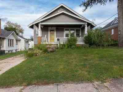 Rockford Single Family Home For Sale: 607 N Chicago Avenue