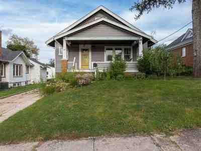 Winnebago County Single Family Home For Sale: 607 N Chicago Avenue