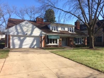 Rockford Single Family Home For Sale: 415 N Calvin Park Blvd