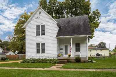Ogle County Single Family Home For Sale: 605 Monroe