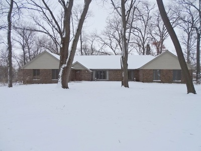 Freeport Single Family Home For Sale: 2123 Timber Trail