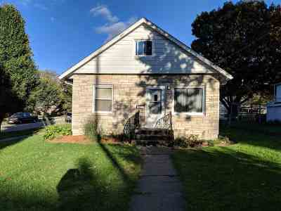 Rockford IL Single Family Home For Sale: $95,000