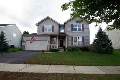 Boone County Single Family Home For Sale: 5474 Waters Bend Drive