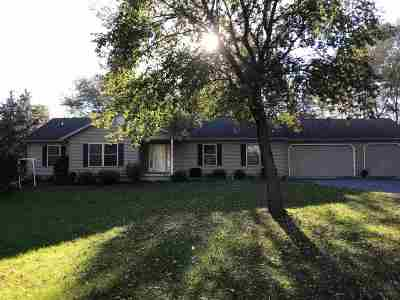 Ogle County Single Family Home For Sale: 413 Saint Francis Drive