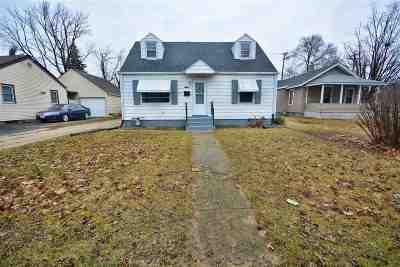 Rockford Single Family Home For Sale: 2811 Summerdale Avenue