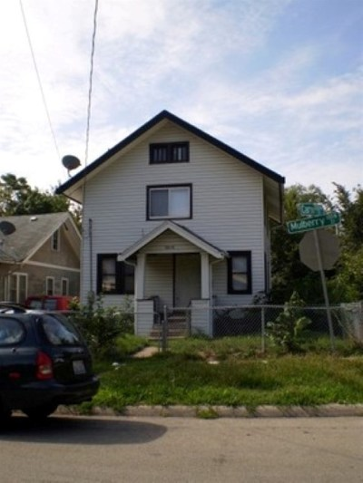 Rockford IL Single Family Home For Sale: $25,000