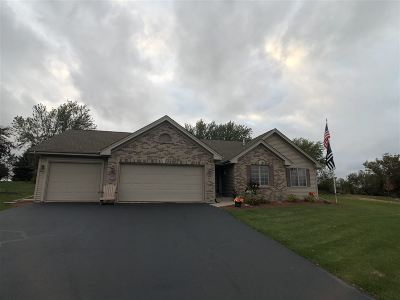 Ogle County Single Family Home For Sale: 320 Prairie Trail