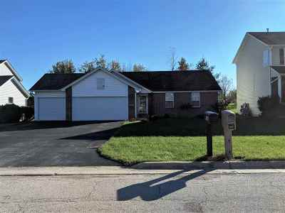 Machesney Park IL Single Family Home For Sale: $148,000