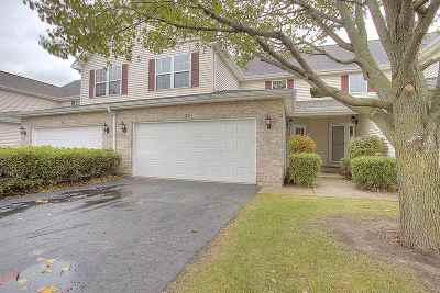 Roscoe Condo/Townhouse For Sale: 4927 Prairie Rose Unit 35 Drive