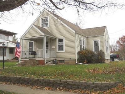 Ogle County Single Family Home For Sale: 208 W North Street
