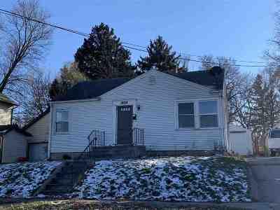 Rockford Single Family Home For Sale: 1816 Ashland Avenue