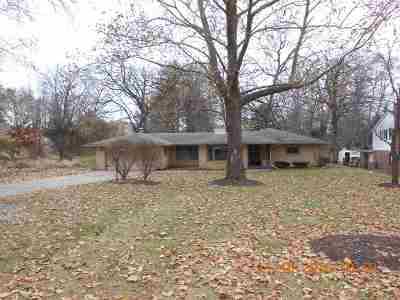 Rockford Single Family Home For Sale: 4627 White Oak Avenue