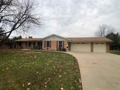 Rockford Single Family Home For Sale: 3573 Springwheat Drive