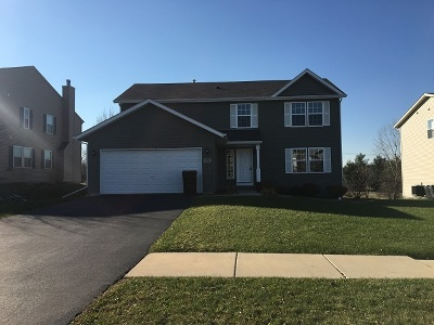Machesney Park Single Family Home For Sale: 8462 Mitchell Drive