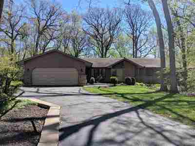 Rockford Single Family Home For Sale: 3297 Ramblewood Ln