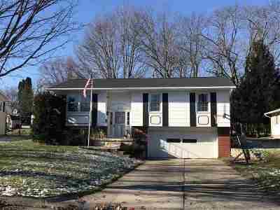 Freeport Single Family Home For Sale: 1342 S Deming