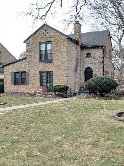 Rockford IL Single Family Home For Sale: $172,900