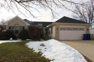 Rockford Single Family Home For Sale: 1143 Butler Road