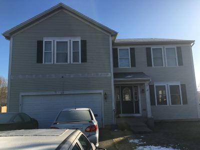Poplar Grove Single Family Home For Sale: 520 Prairie Point Drive