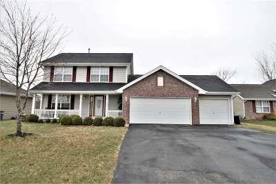 Rockford Single Family Home For Sale: 3241 Sandhutton Avenue