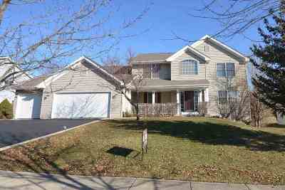 Cherry Valley Single Family Home For Sale: 4660 Chandan Woods Drive