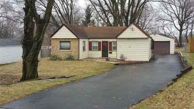Rockford Single Family Home For Sale: 1923 Eastmoreland Avenue