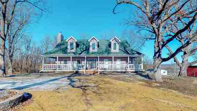 Ogle County Single Family Home For Sale: 516 S Gale Road