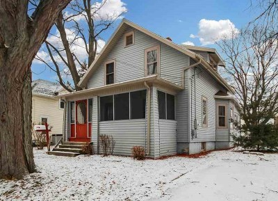 Stephenson County Single Family Home For Sale: 1216 W Logan