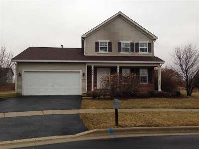 Boone County Single Family Home For Sale: 406 Clark Court