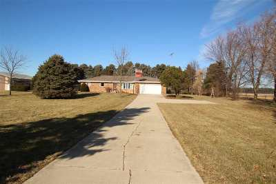 Boone County Single Family Home For Sale: 9892 Randall Road
