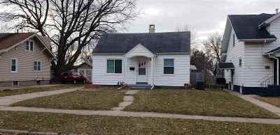 Loves Park IL Single Family Home For Sale: $75,000