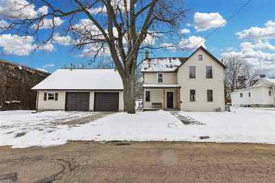 Boone County, Ogle County, Stephenson County, Winnebago County Single Family Home For Sale: 849 W Douglas Street