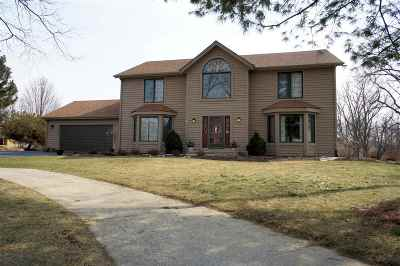 Rockford Single Family Home For Sale: 1818 Old Oaks Court