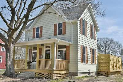 Ogle County Single Family Home For Sale: 407 S 5th Street