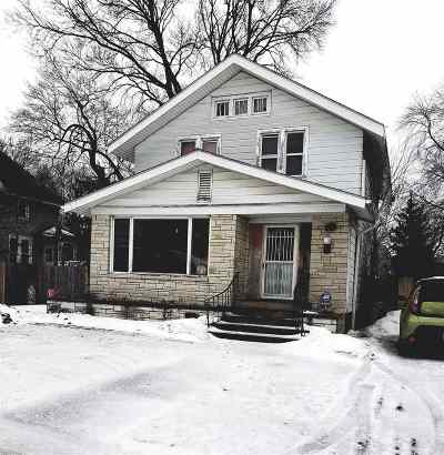 Rockford Single Family Home For Sale: 1315 15th Avenue