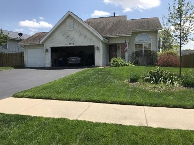 Rockford Single Family Home For Sale: 3953 N Port Drive