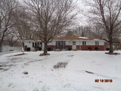 Cherry Valley Single Family Home For Sale: 7622 Delafield Drive