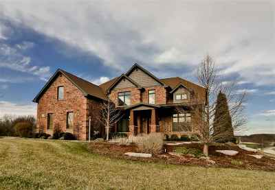 Belvidere Single Family Home For Sale: 9649 Weatherfield Court