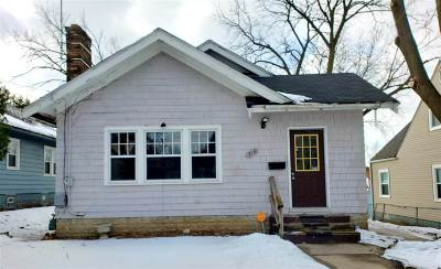 Rockford Single Family Home For Sale: 710 N Central Avenue