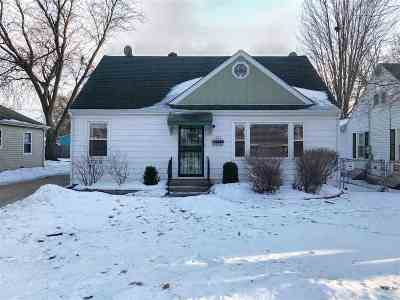 Rockford Single Family Home For Sale: 1920 Dresden Avenue