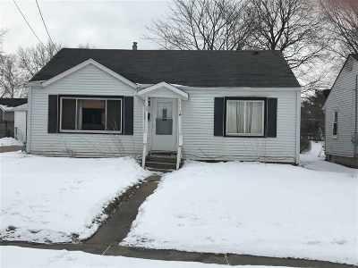 Belvidere Single Family Home For Sale: 1114 Allen Street