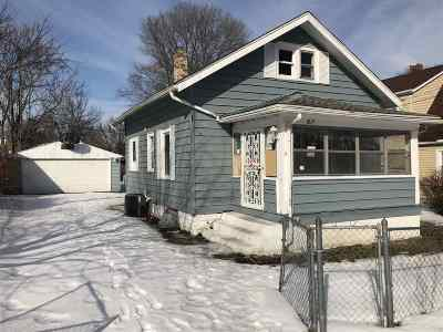 Rockford Single Family Home For Sale: 1019 Harding Street