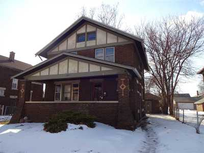 Rockford Single Family Home For Sale: 1721 S 6th Street