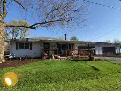 Stillman Valley Single Family Home For Sale: 315 E Main Street