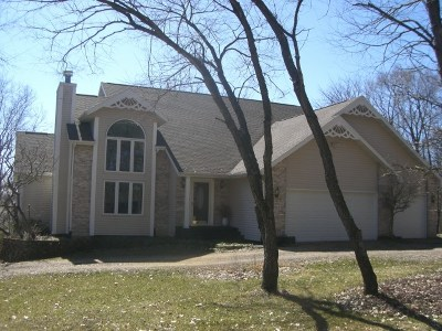 Boone County, Ogle County, Stephenson County, Winnebago County Single Family Home For Sale: 12612 Quail Ridge Close