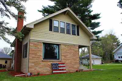 Ogle County Single Family Home For Sale: 114 W Hitt Street