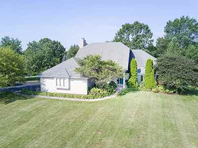 Belvidere Single Family Home For Sale: 10076 Pine Valley Circle