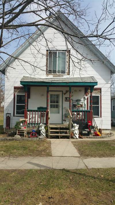 Belvidere Single Family Home For Sale: 626 Union Ave.